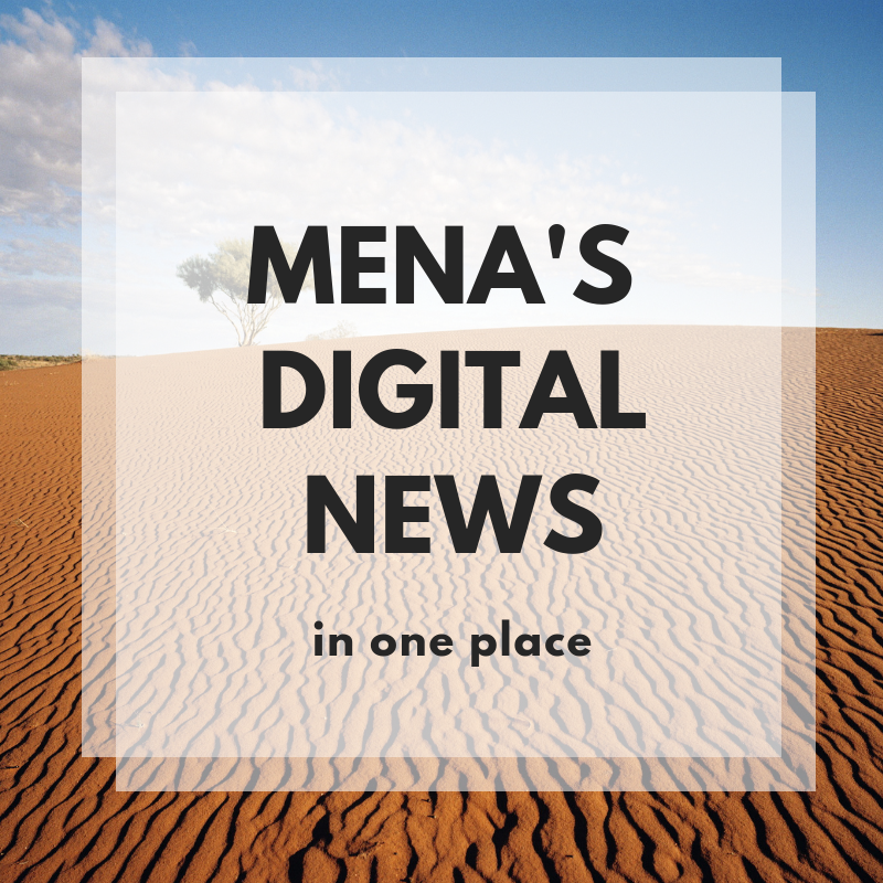 MENA's Digital News, Week #32