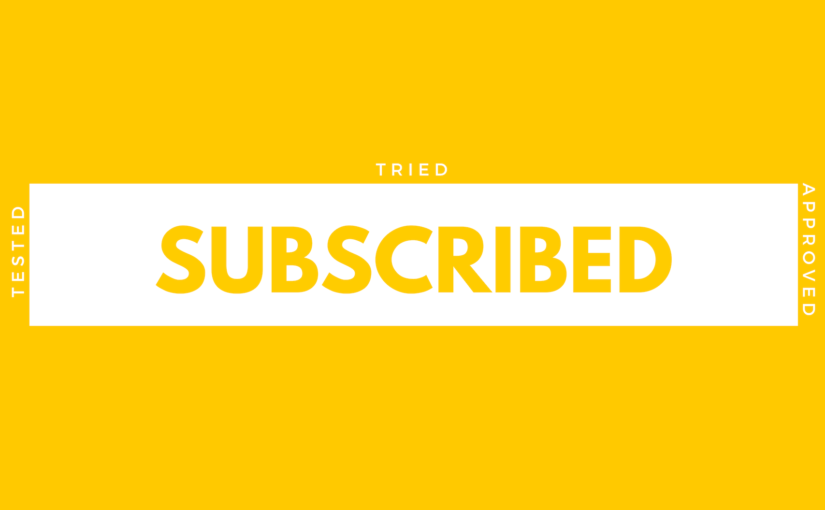 Subscribed: A Roundup of Newsletters I Enjoy